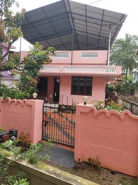 1000 Sqft 2BHK in 4.75 Cents For Sale 40 Lakhs at Viyyur Thrissur