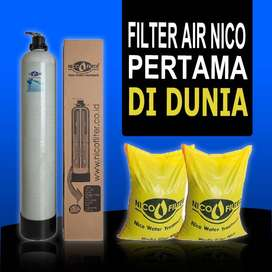 Filter air Kota Surabaya NICO filter garansi 1 tahun