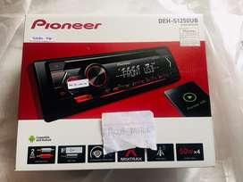 Radio tape pioneer 1250ub