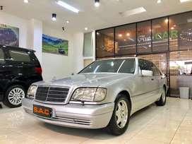 Mercedes Benz S320 W140,Ex KTT, Km 95rb SAC