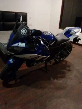 2012 Yamaha R15 Reloaded