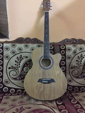 Brand New Guitar With Cover And Other Things
