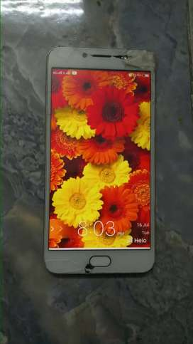 Vivo v5 working good condition touch  only damage