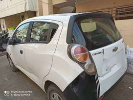 Beat car Petrol model Chandigarh registration in excellent condition.