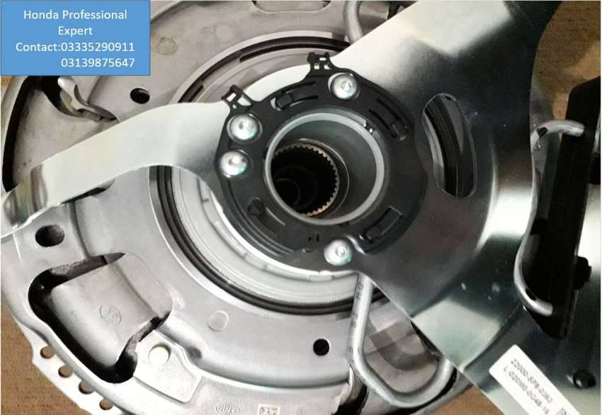 New clutch for Honda vezel, FIT, Grace and shuttel available 0