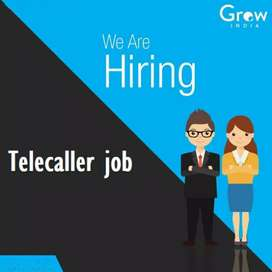 Urgent requirement for the post of Tele callar