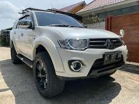 Mitsubishi Pajero Sport Exceed Diesel 4x2 Matic Tahun 2013
