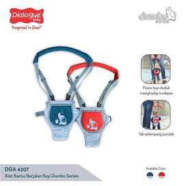 dialogue alat bantu jalan bayi dumbo series