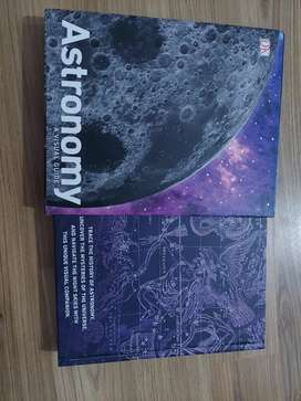 ASTRONOMY a visual guid