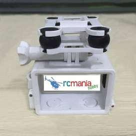 Camera Mount Gimbal white Gopro xiaomi Syma X8C X8W X8G X8HC X8HW X8HG