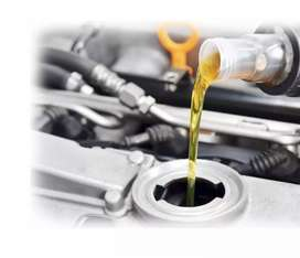 Free Car oil change services
