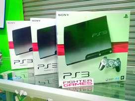 PS3 Slim Hardisk  Bonus game