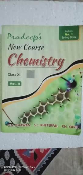 New course chemistry class 11th vol. 2