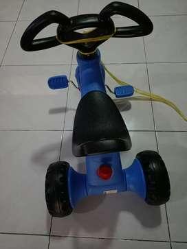 Sepeda Anak Sepeda roda tiga