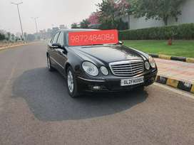 Mercedes E280 well kept Noc not available.
