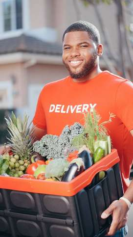 Urgent Hiring For Delivery Boy