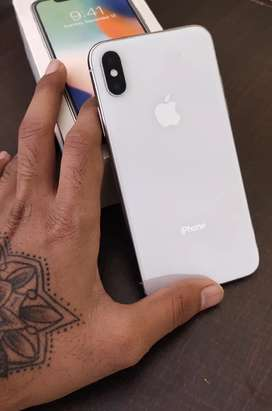 Iphone x in mint condition