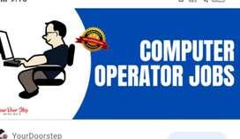 Need computer operator