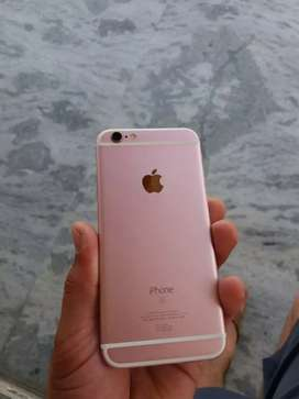iPhone 6 s 32 gb rose gold