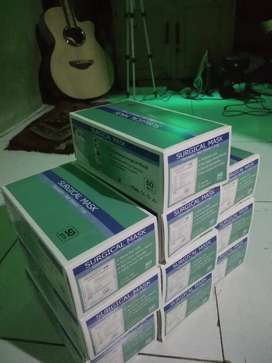 Masker surgical 3 ply
