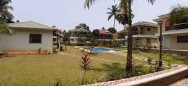 103 m2 Beach 2BHK Corner Flat Pool & Field Vieĺw
