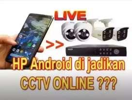 pasang 2Mp Kamera CCTV  paket online Hp Cilandak Jakarta Selatan