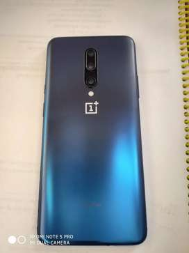 2 months old one plus 7 pro 8gb/256gb, nebula blue only for 38k