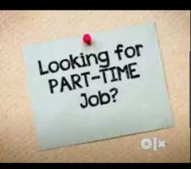 Part time job on Android
