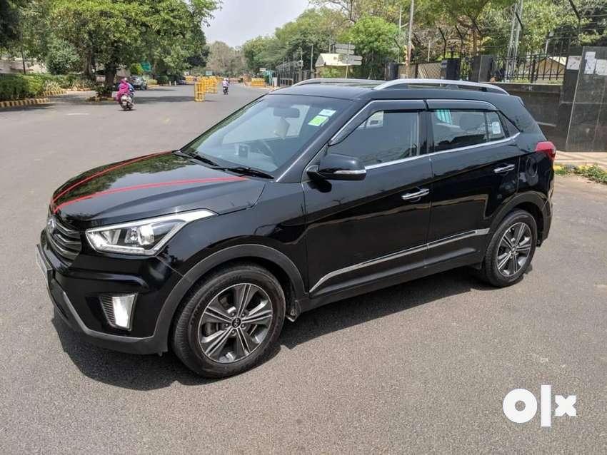 Hyundai Creta 1.6 SX Automatic, 2017, Diesel 0