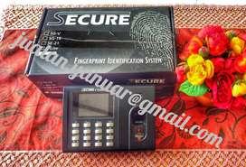 Fingerprint SECURE IP Color – Mesin Absensi Sidik Jari  (ex. pemakaian