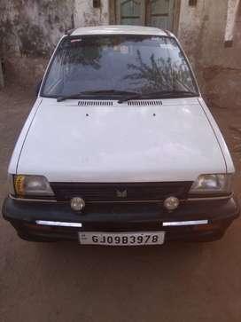 1999 Maruti Suzuki 800 lpg 757331 Kms