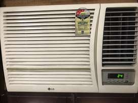 3 Window ACs and 1 Split AC for Sale