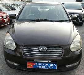 Hyundai Verna VGT CRDi, 2007, Diesel