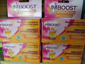Imboost effervescent plus vitamin c
