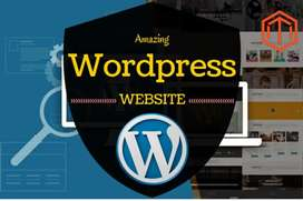 I will design and develop wordPress website for you
