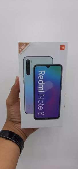Xiaomi Redmi Note 8, Free Temperedglass