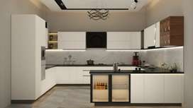 Required experienced designer for modular kitchen to make 2d-3d