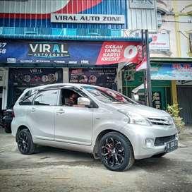 Velg Mobil Avanza HSR bisa dicicil r16 di toko Velg Mobil Banda Aceh