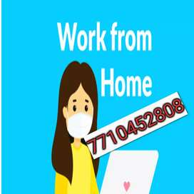 Life time work extra earning .. part time job