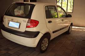 Hyundai Getz Prime 2009 Petrol Good Condition
