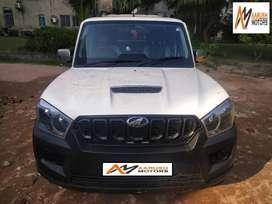 Mahindra Scorpio SLE BS-IV, 2018, Diesel
