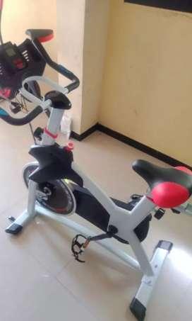 Sepeda statis cardiofitt teraphymaxx 50 dragatrasport