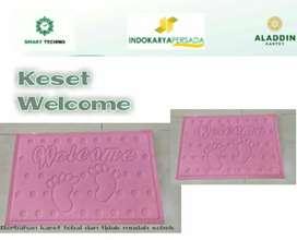 Jual Keset Welcome