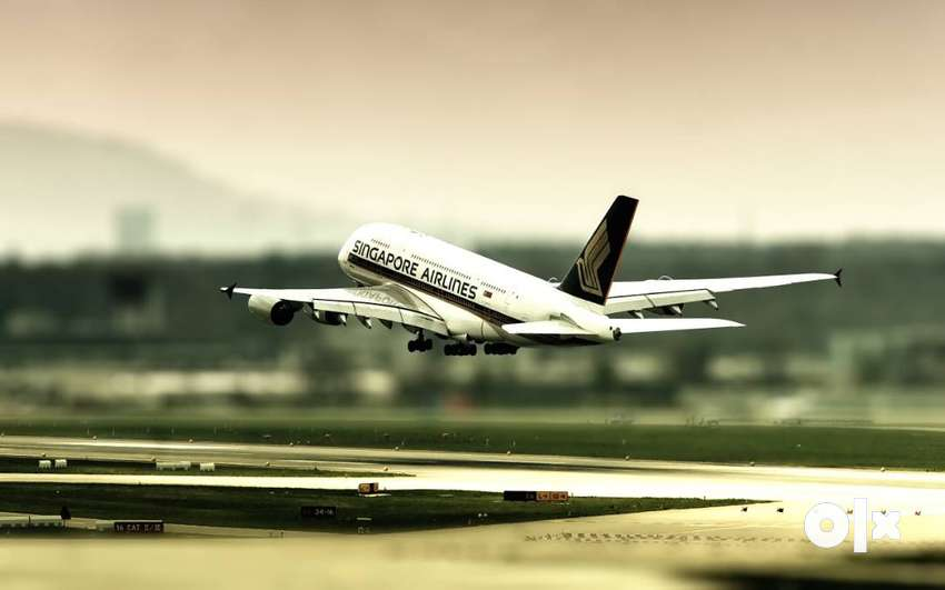 Opportunity For Airport.. APPLY to hr for more info.  Urgently Require 0