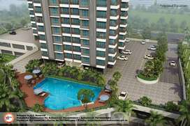 2 BHK Flats for Sale -The Wadhwa Elite in Kolshet Road, Thane