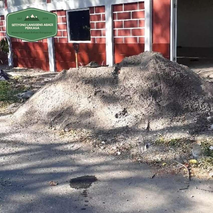 Supplier Material Alam Pasir Pasuruan Pasir Kediri Batu Belah 0