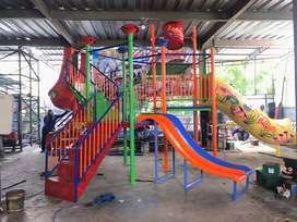 MRA Waterboom playground odong odong air taman