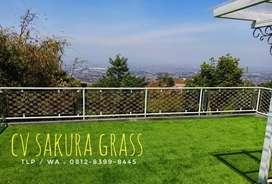 Tersedia Berbagai tipe rumput sintetis taman