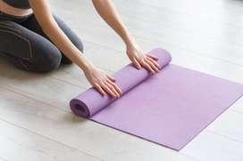 Matras Senam Ibu Hamil Matras Senam Hamil Matras Yoga