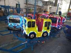 AGM karet lokomotif loko odong odong tayo fiber lampu hias PROMO